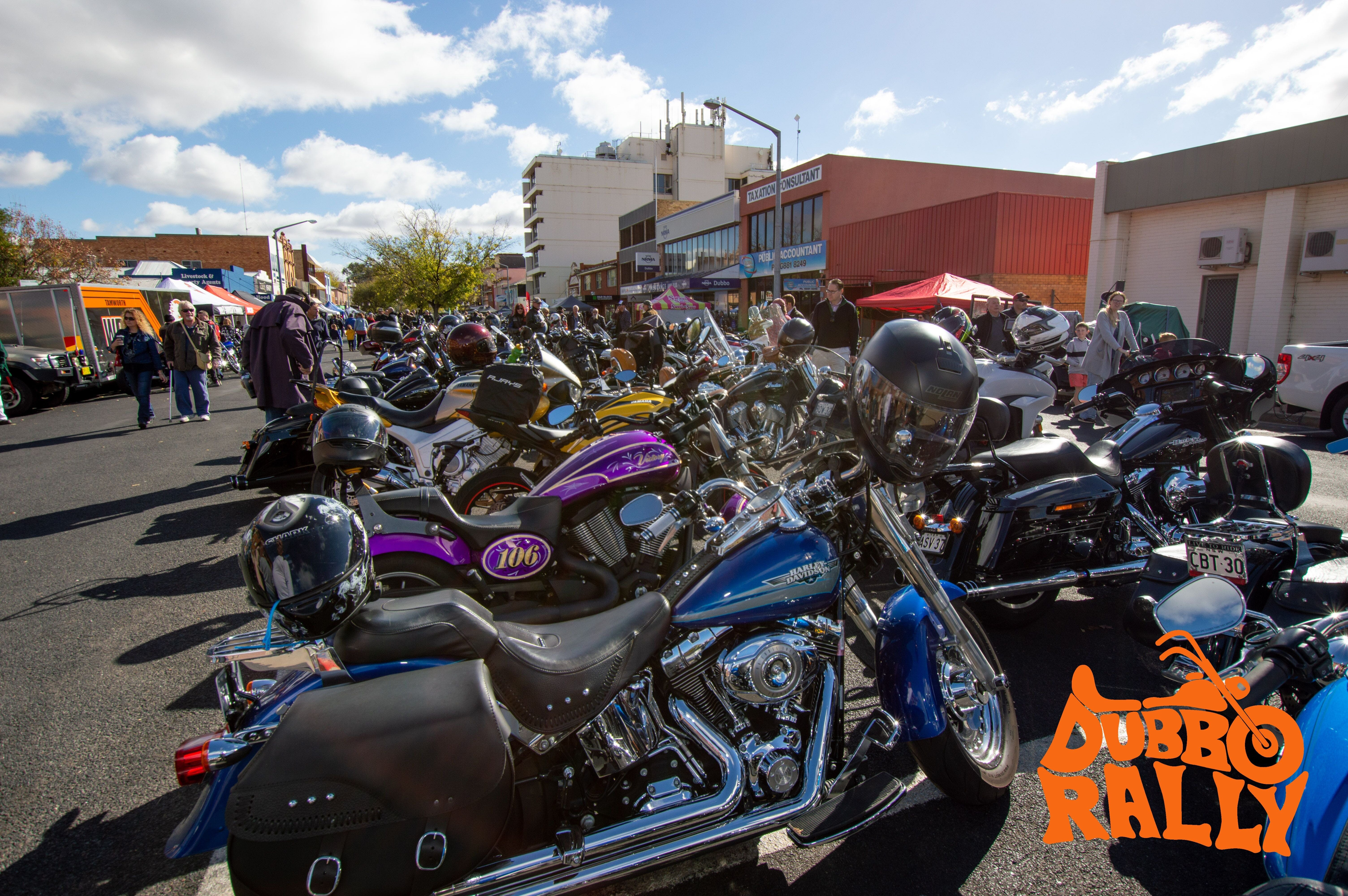 Dubbo Motor Bike Rally - Bundaberg Accommodation