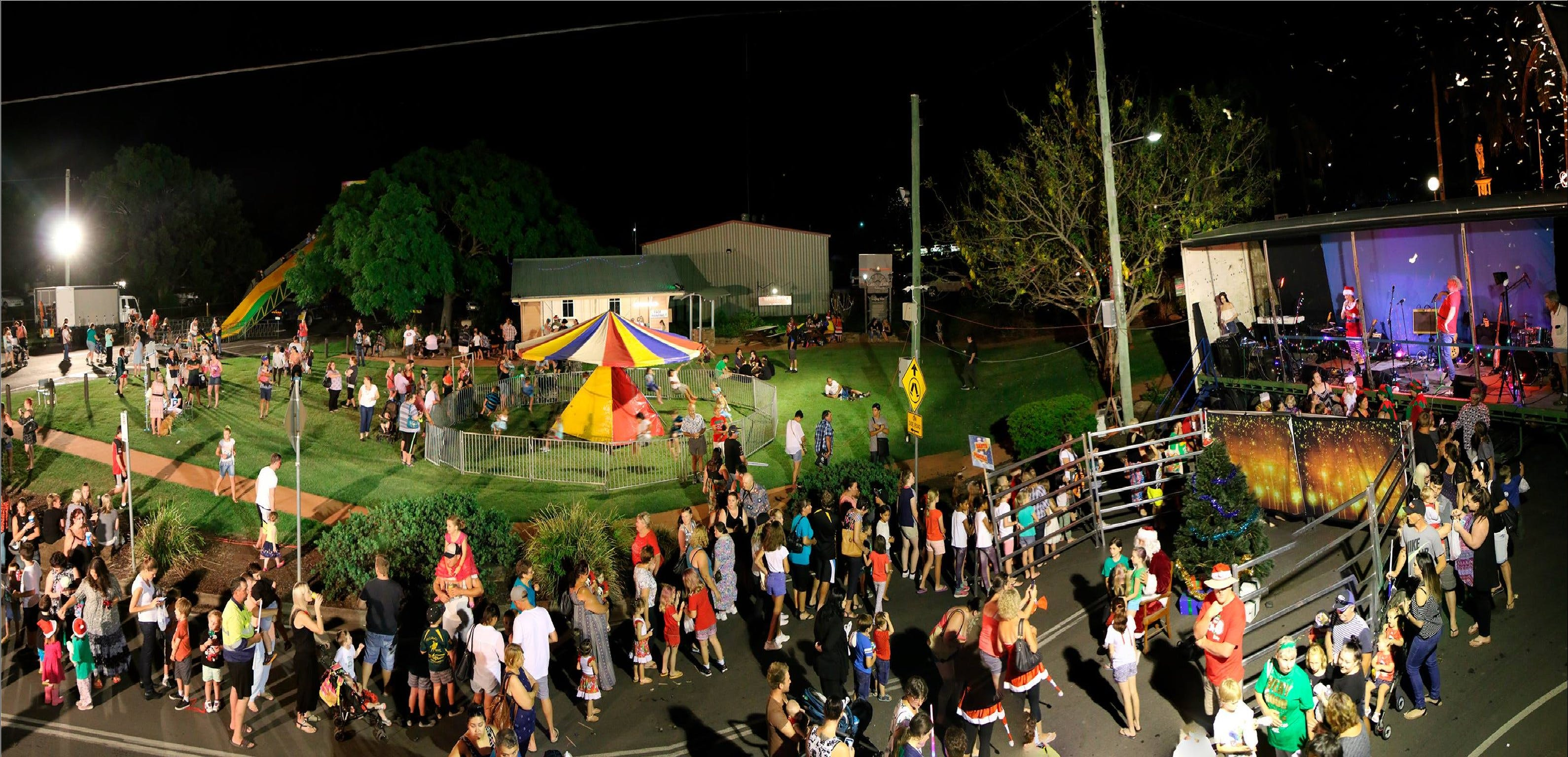 Forest Hill Christmas Festival - Bundaberg Accommodation