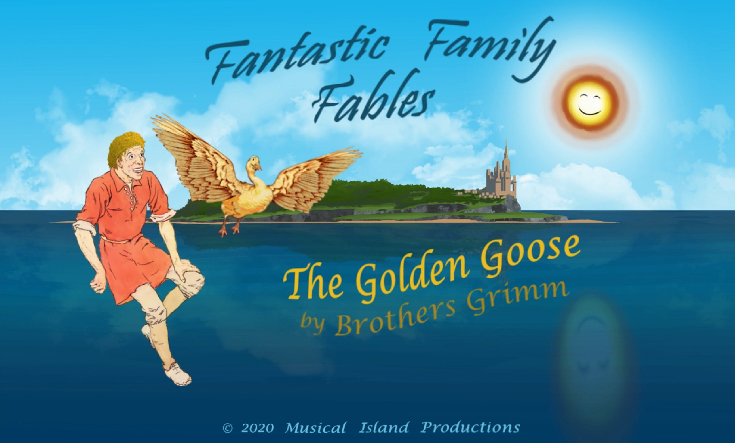 Kids Theatre Online at Home -  Family Fables Hour - Bundaberg Accommodation