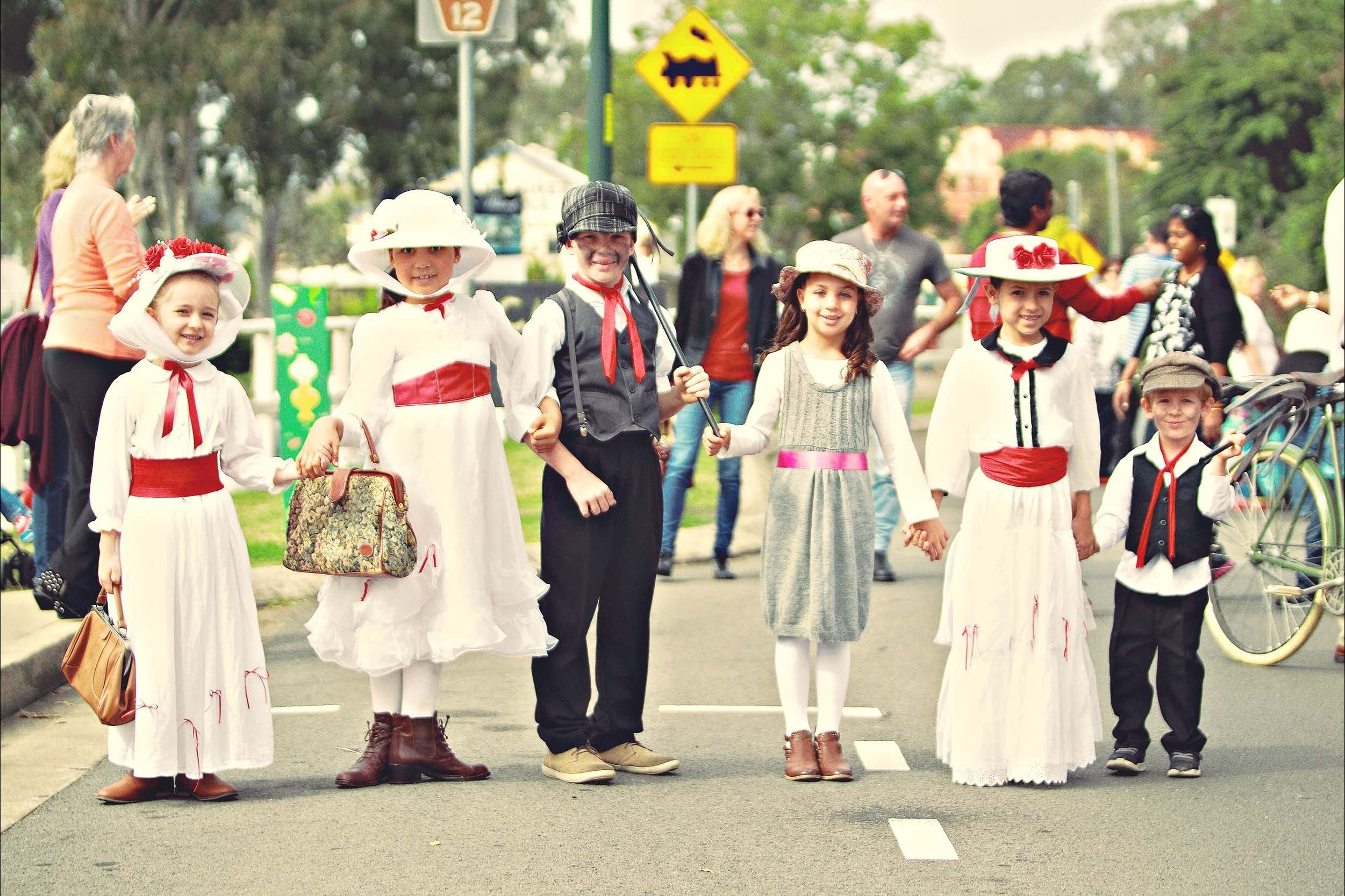Mary Poppins Festival - Bundaberg Accommodation