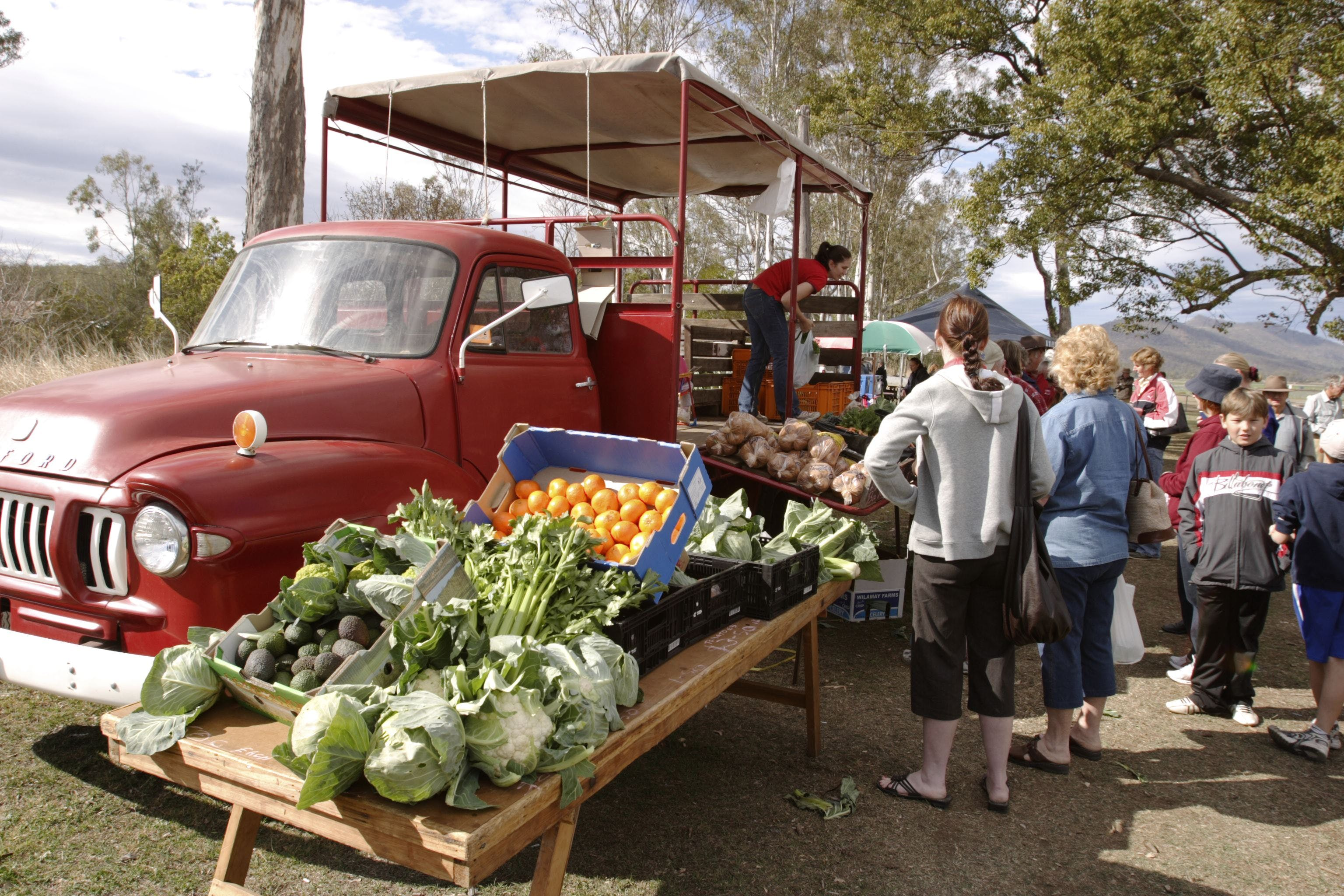 Murphys Creek Markets - Bundaberg Accommodation
