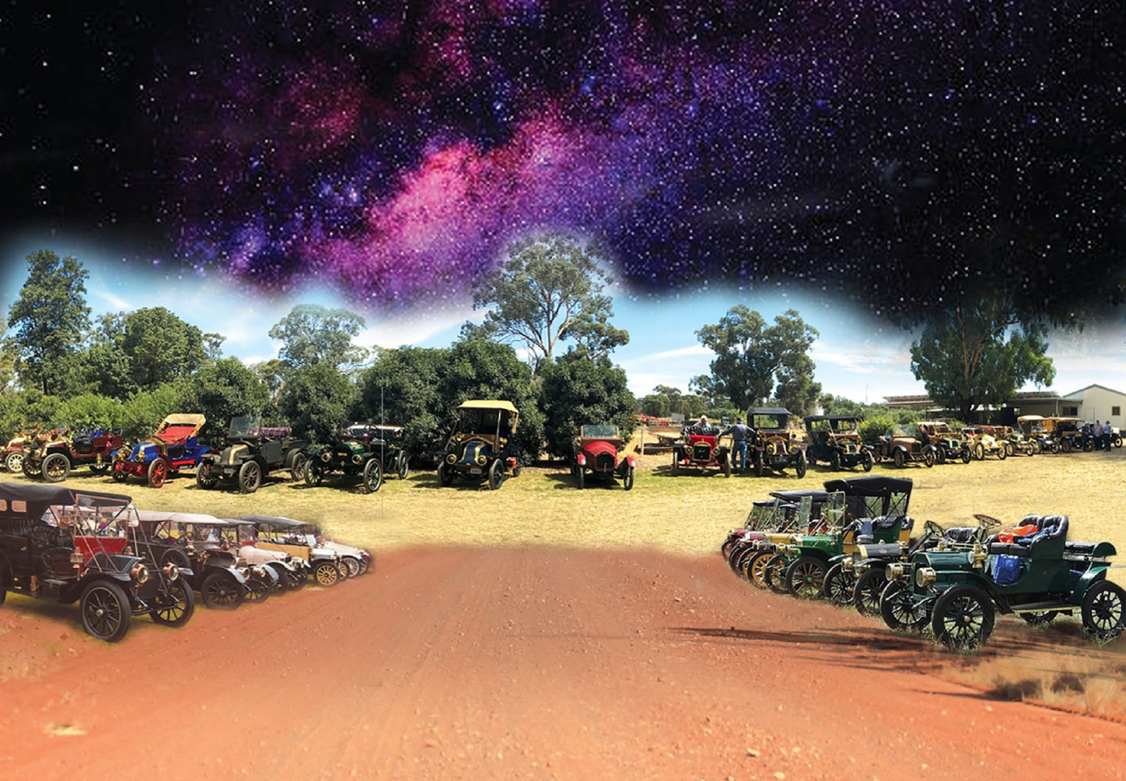 National Veteran 1 and 2 Cylinder Rally - Bundaberg Accommodation