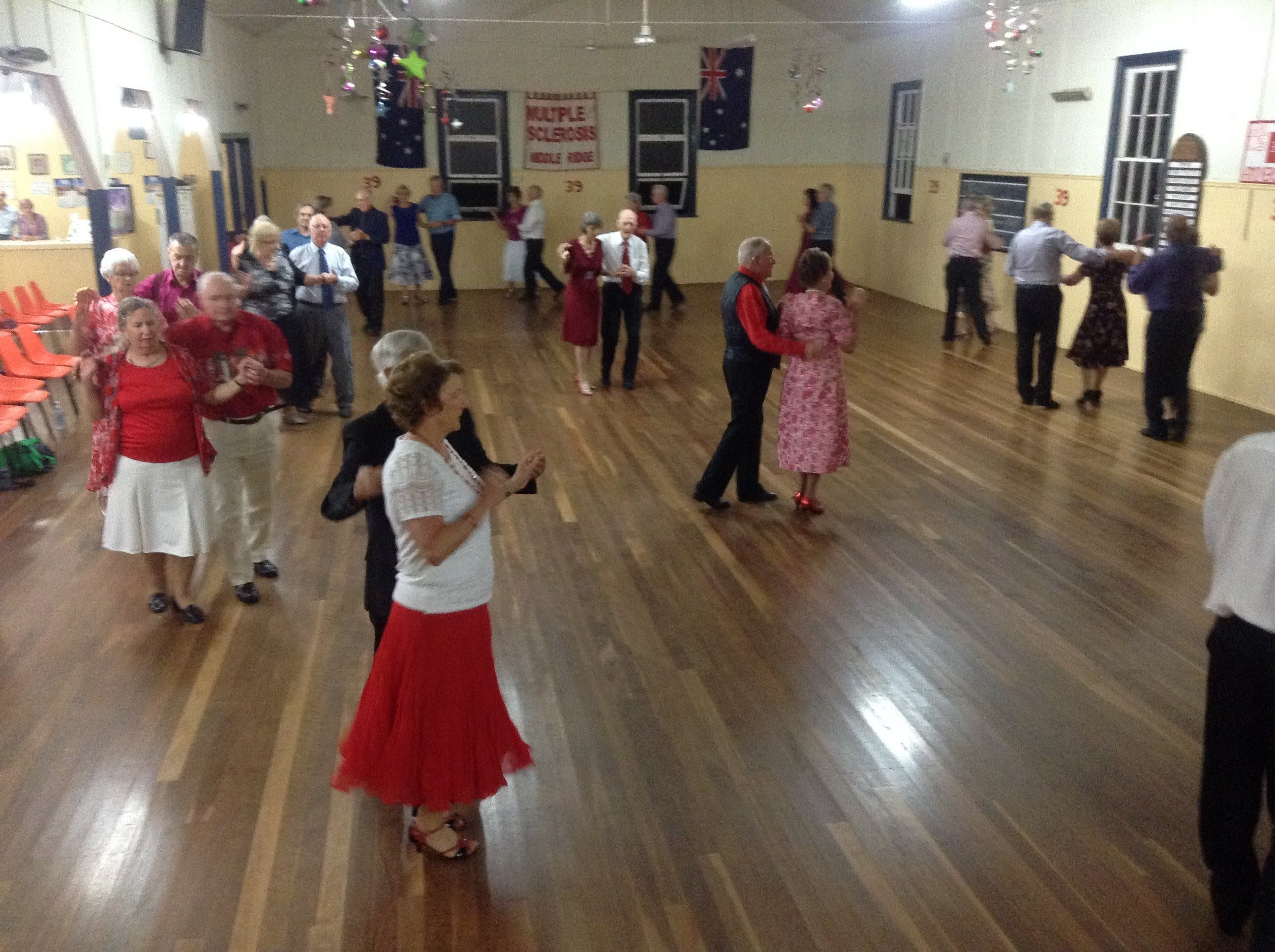 Old Time Dance - Bundaberg Accommodation