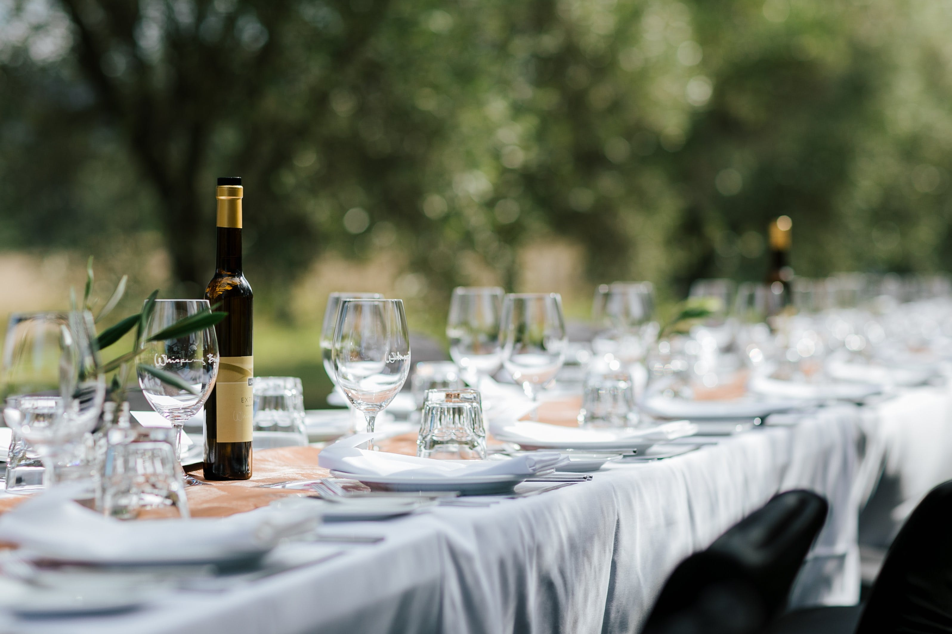 Whispering Brook Olive Long Table Luncheon - Bundaberg Accommodation