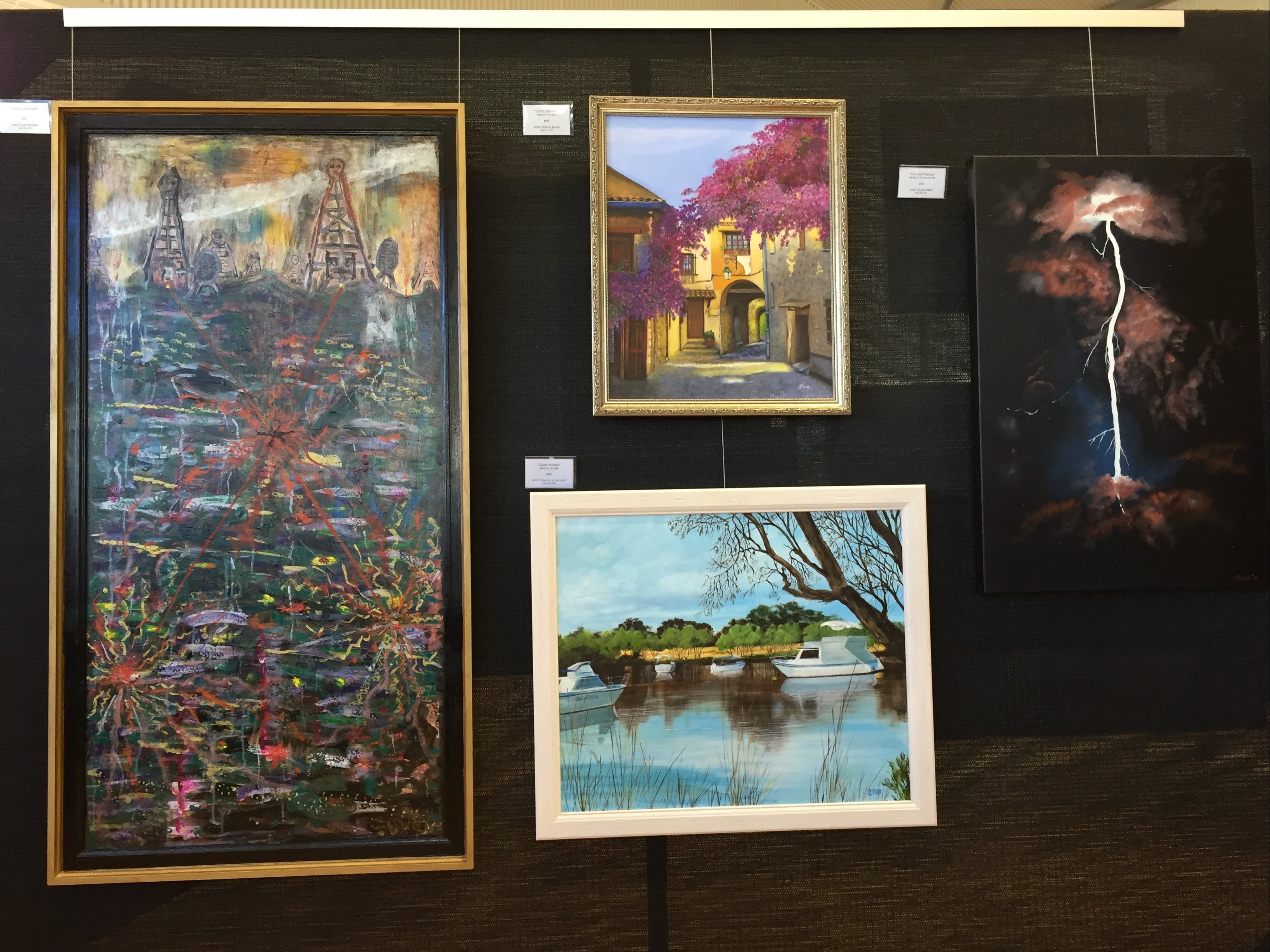 1770 Art Show - Bundaberg Accommodation