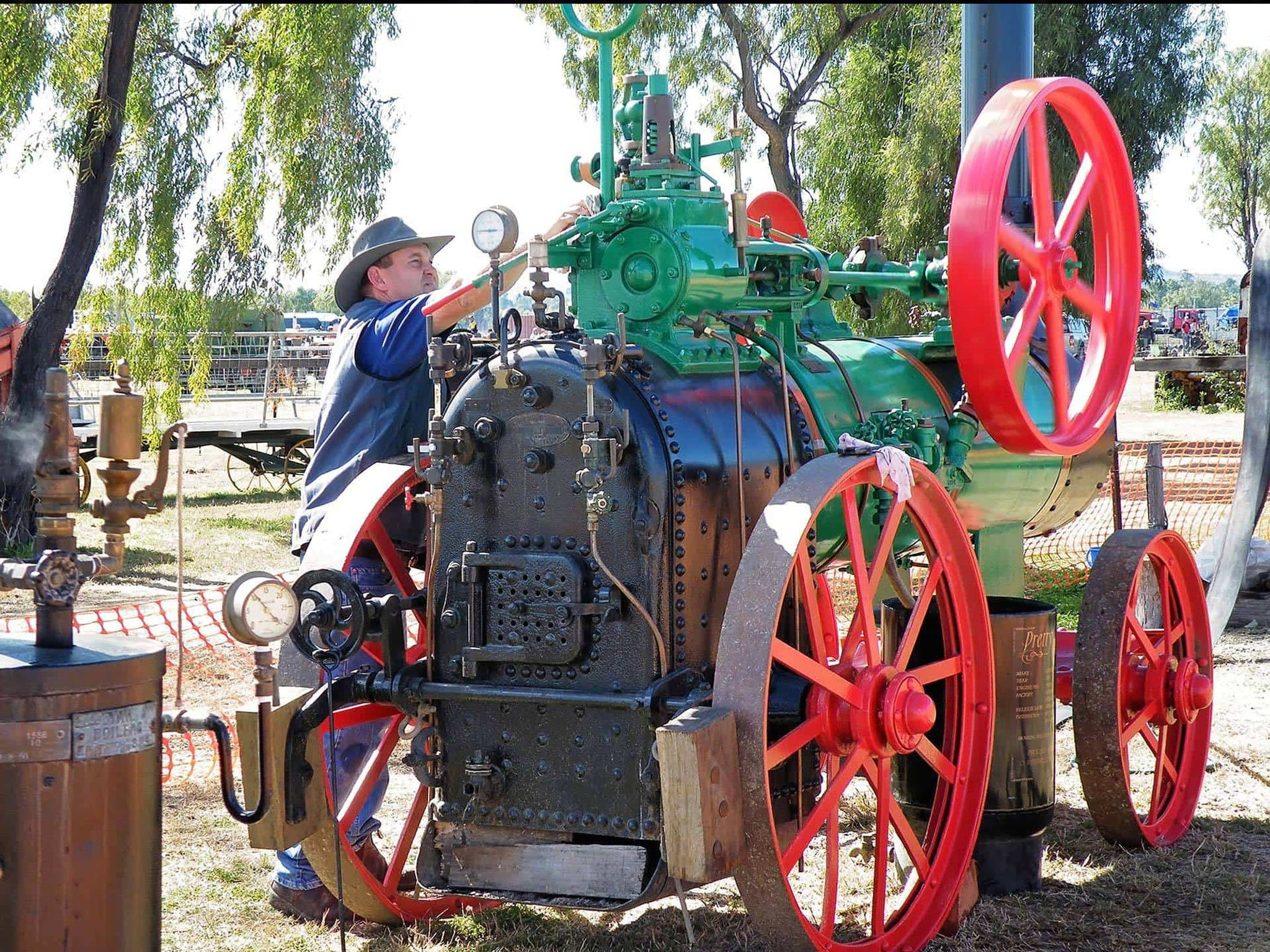 9th Biennial Queensland Heritage Rally - Bundaberg Accommodation