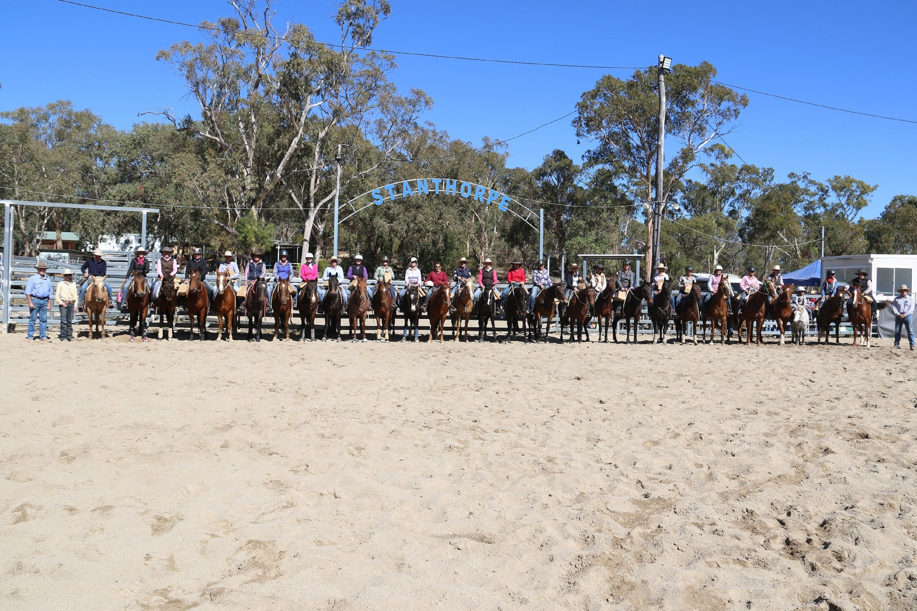 Australian Campdraft Association National Finals Campdraft 2021 - Bundaberg Accommodation