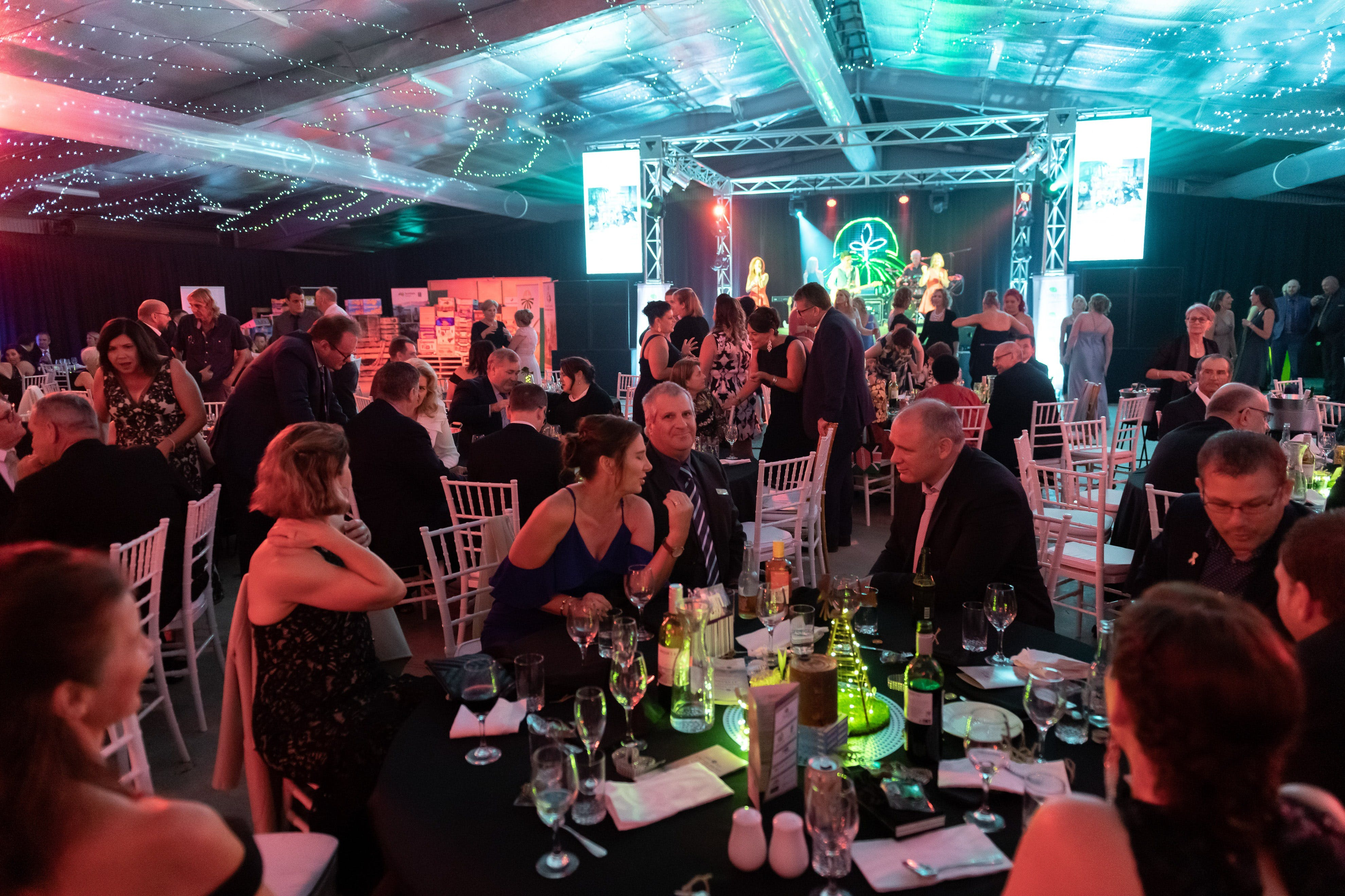 Bundaberg Fruit and Vegetable Growers Biennial Industry Gala Dinner 2021 - Bundaberg Accommodation