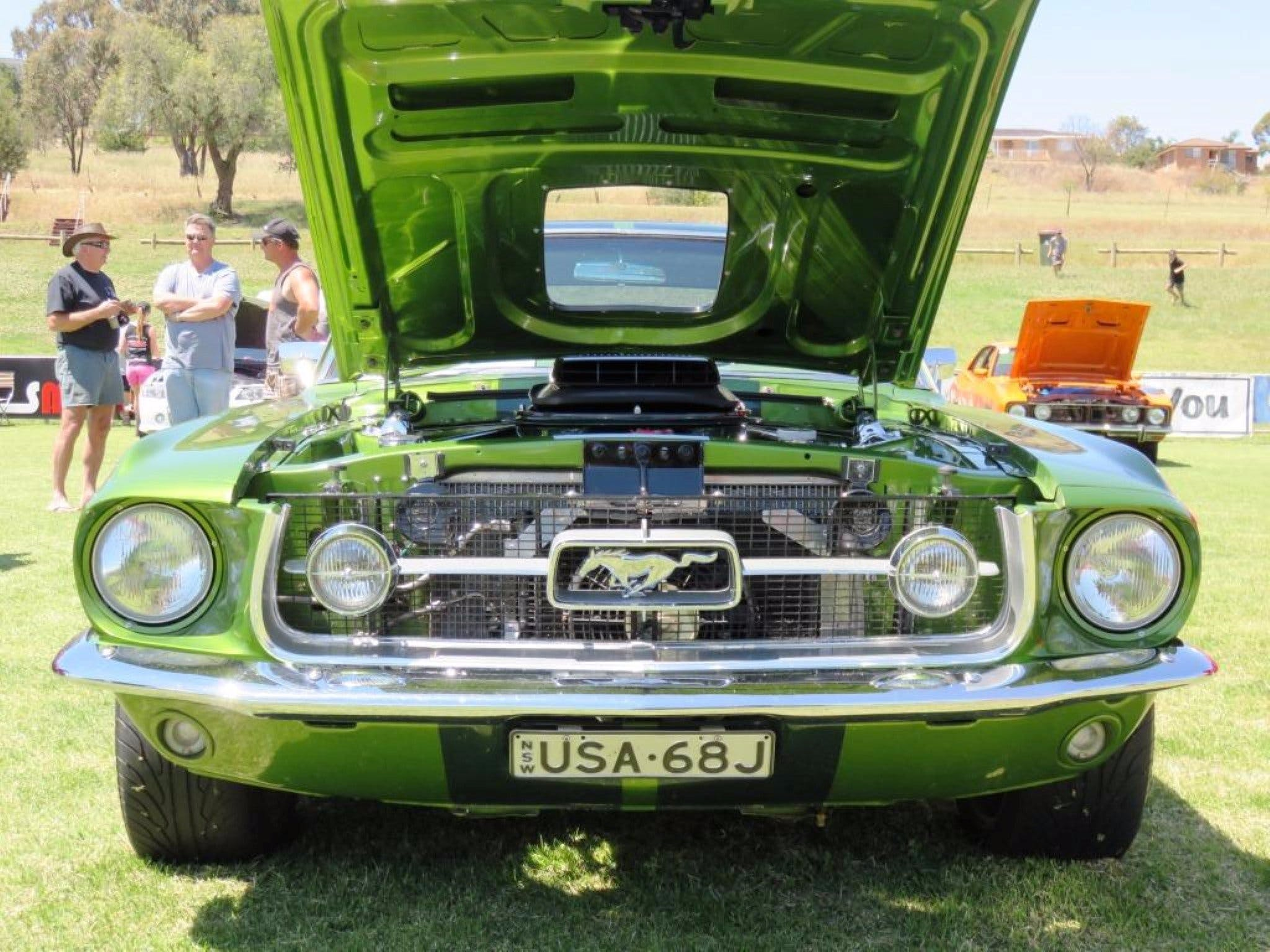 Central West Car Club Charity Show and Shine - Bundaberg Accommodation