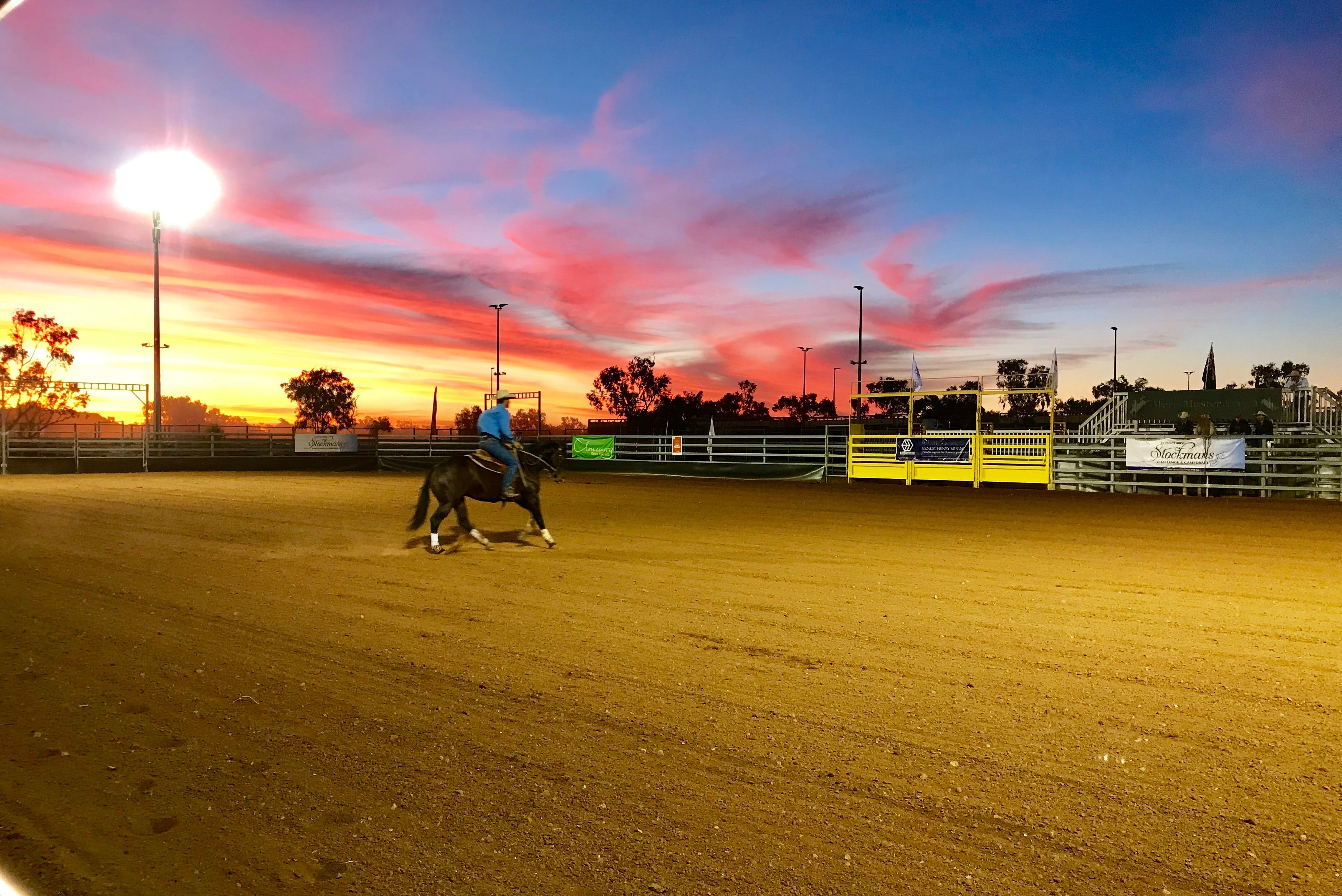 Cloncurry Stockmans Challenge and Campdraft - Bundaberg Accommodation