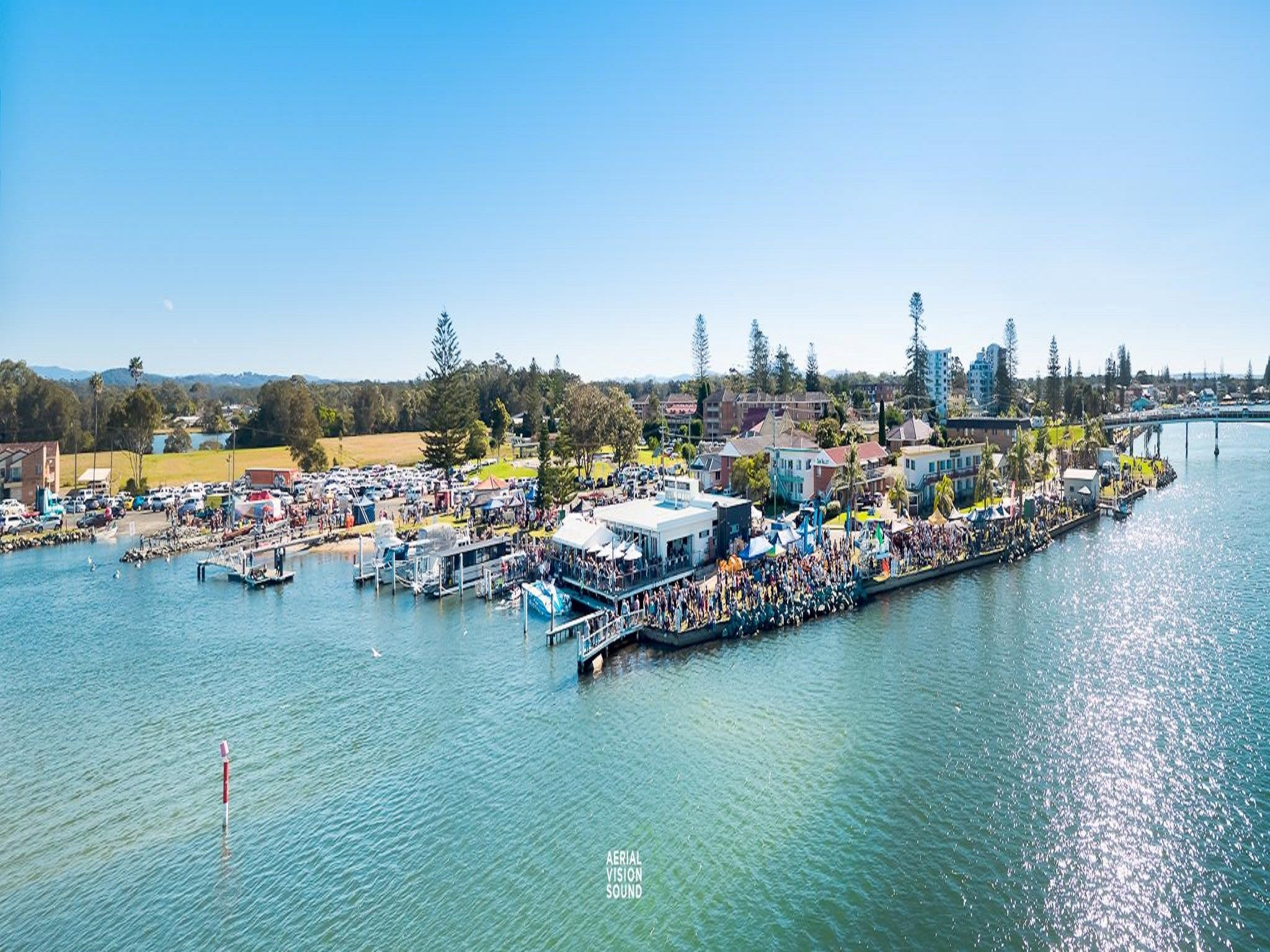 Fred Williams Aquatic Festival - Bundaberg Accommodation