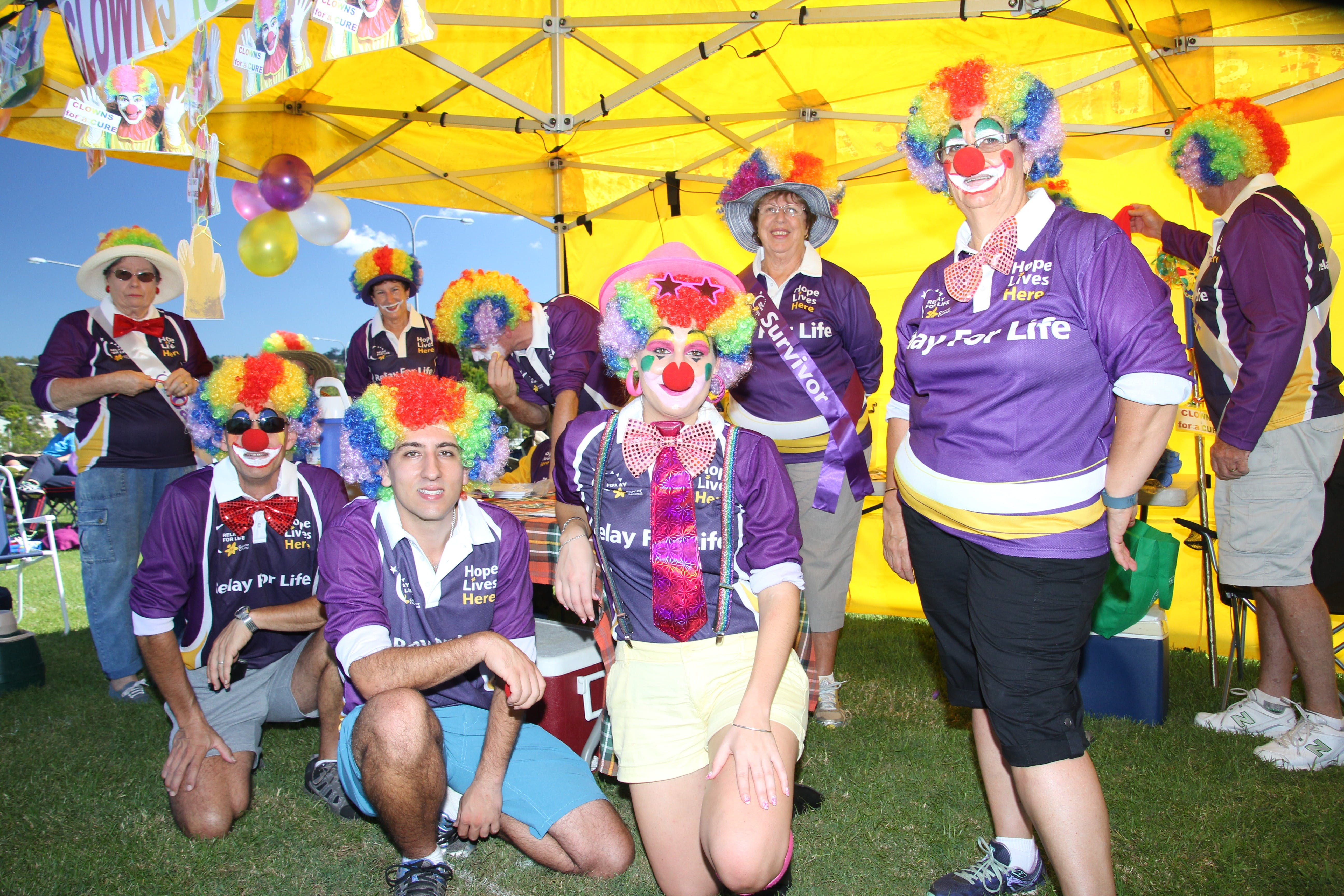 Grafton Relay for Life - NSW Cancer Council - Bundaberg Accommodation