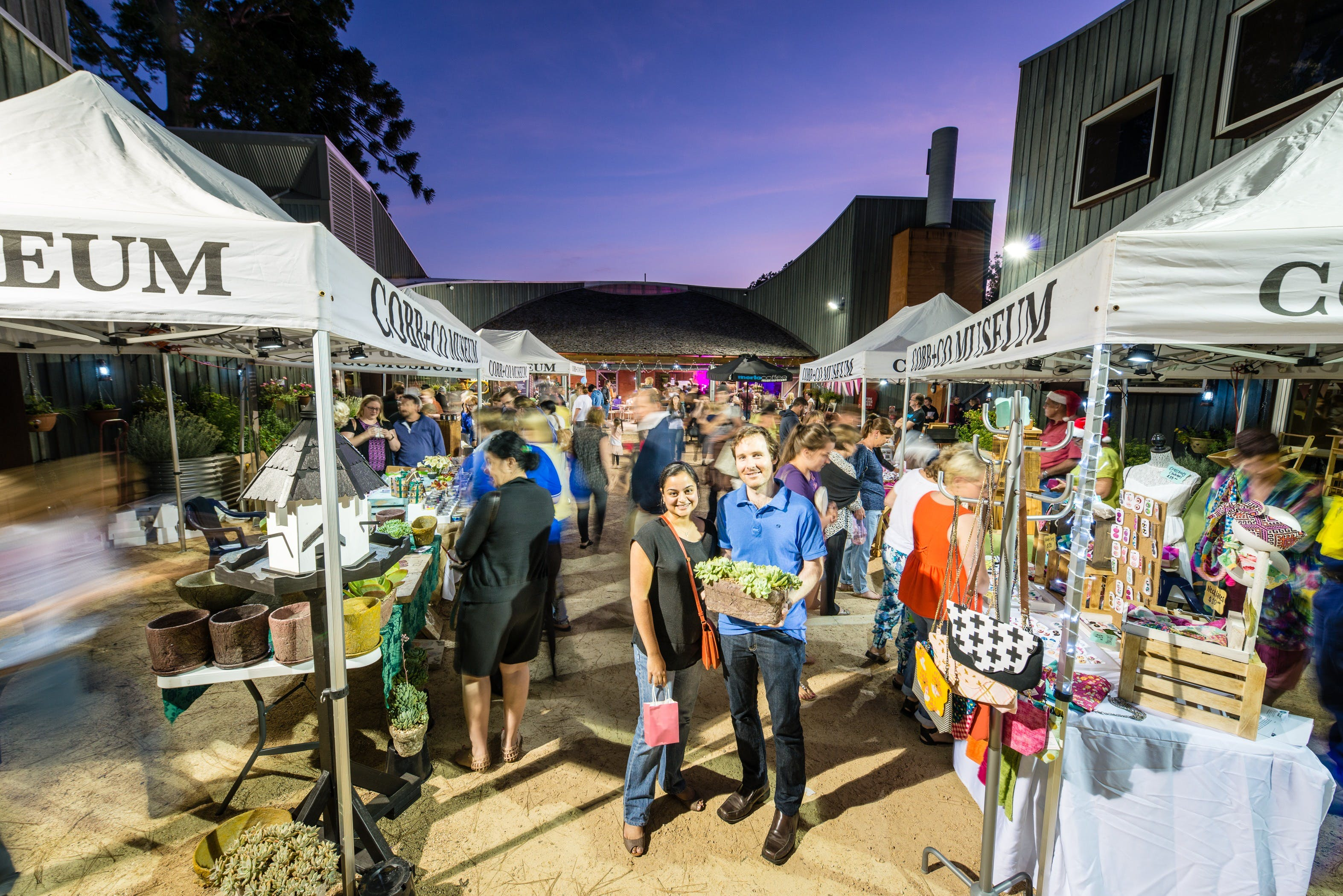 Hand Made Under the Stars - Twilight Market - Bundaberg Accommodation