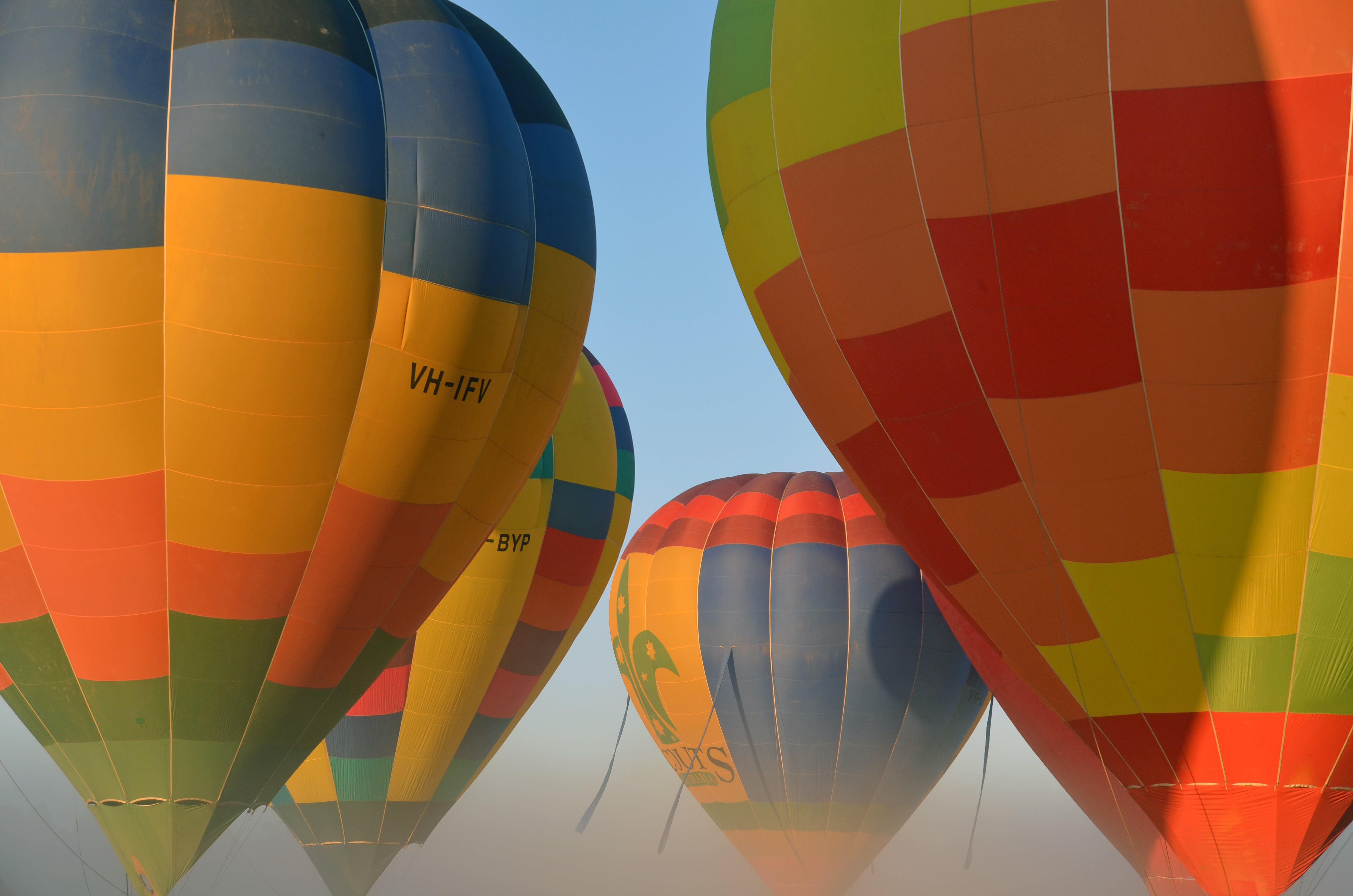 King Valley Balloon Festival - Bundaberg Accommodation