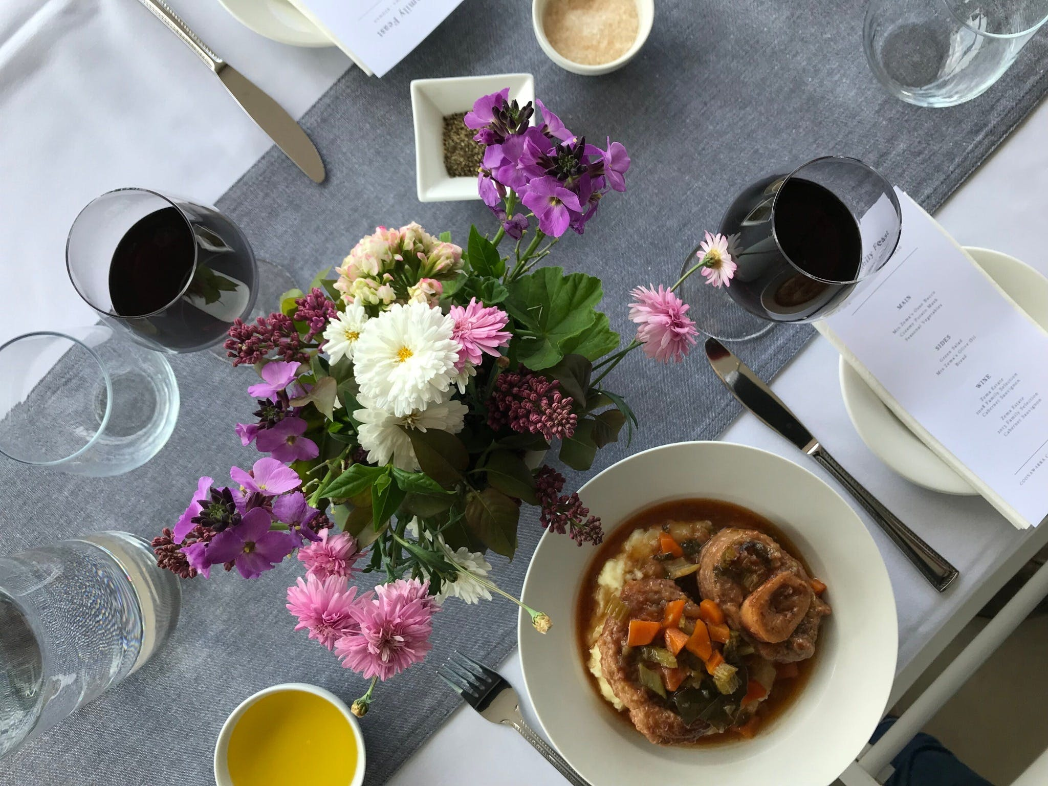 The Family Feast  Three Coonawarra families three tables three courses. - Bundaberg Accommodation