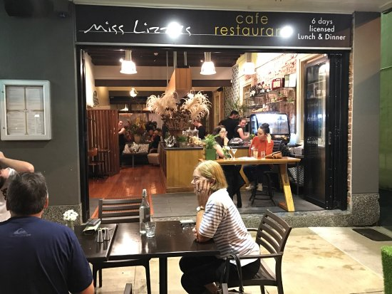 Miss Lizzies Cafe Restaurant - Bundaberg Accommodation