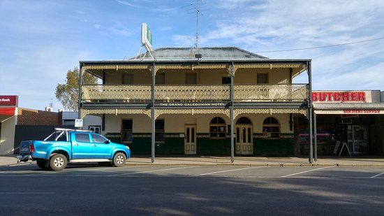 The Grand Caledonian Hotel - Bundaberg Accommodation