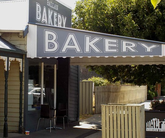 Ballan Bakery - Bundaberg Accommodation