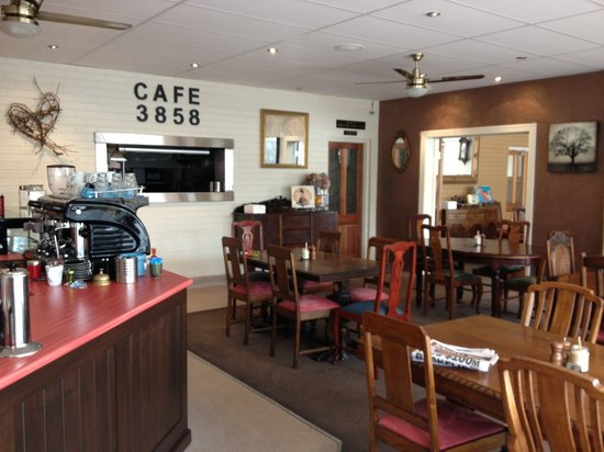 Cafe 3858 - Bundaberg Accommodation