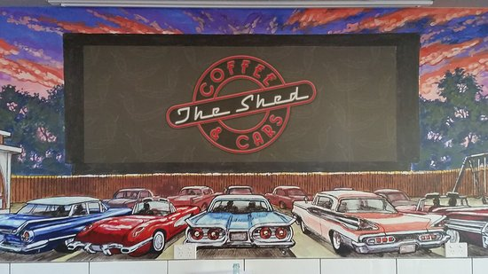 The Shed Coffee And Cars - Bundaberg Accommodation