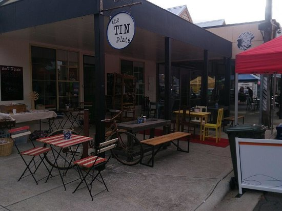 The Tin Plate Cafe - Bundaberg Accommodation