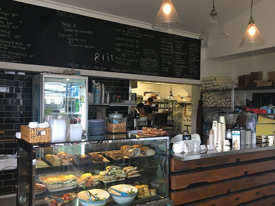 Grit Cafe - Bundaberg Accommodation