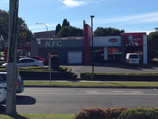 KFC - Bundaberg Accommodation