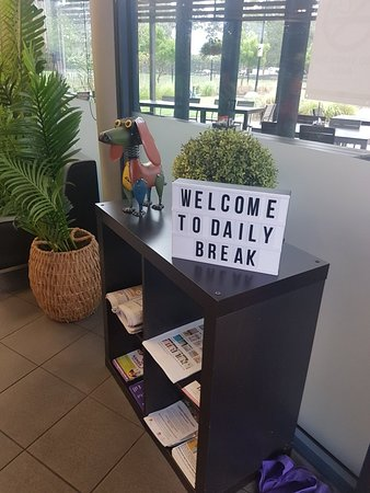 Daily Break Cafe - Bundaberg Accommodation