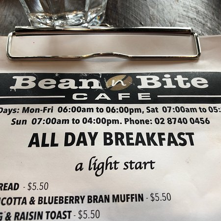 Bean n Bite Cafe - Bundaberg Accommodation