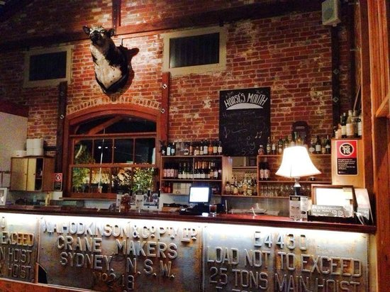 Webb  Co bar - Bundaberg Accommodation