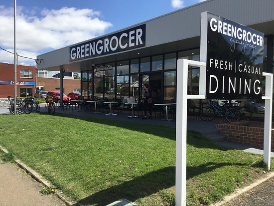 Greengrocer Cafe - Bundaberg Accommodation