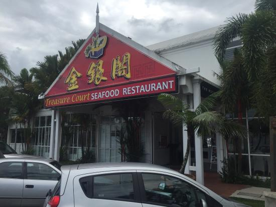 Treasure Court Seafood Restaurant - Bundaberg Accommodation