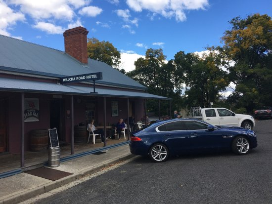 Walcha Road Hotel - Bundaberg Accommodation