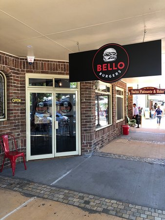 Bello Burgers - Bundaberg Accommodation