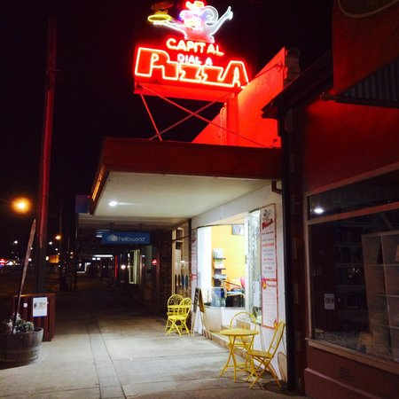 Capital Dial-A-Pizza - Bundaberg Accommodation