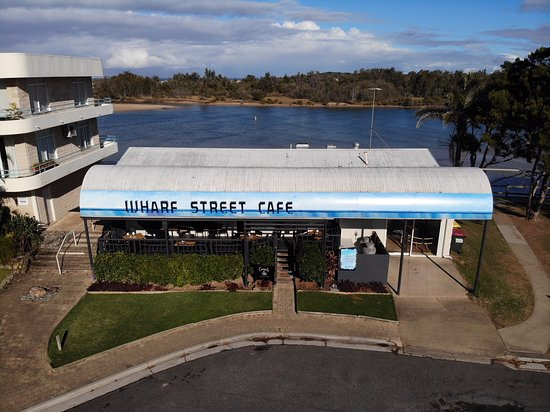 Wharf Street Cafe - Bundaberg Accommodation