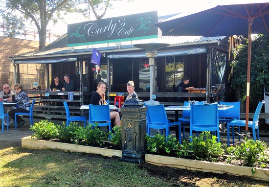 Curly's Cafe - Bundaberg Accommodation