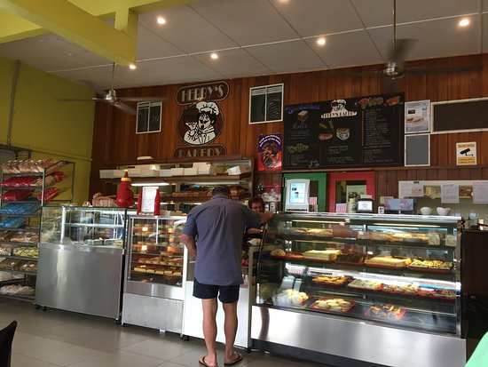 Hebby's Bakery - Bundaberg Accommodation