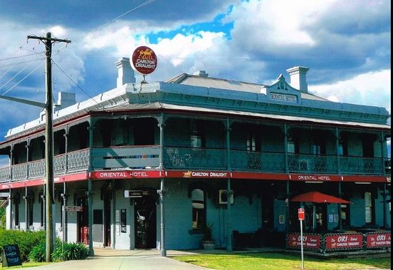 The Oriental Hotel Tumut - Bundaberg Accommodation