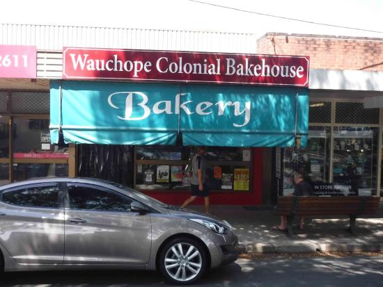 Wauchope Bakery - Bundaberg Accommodation