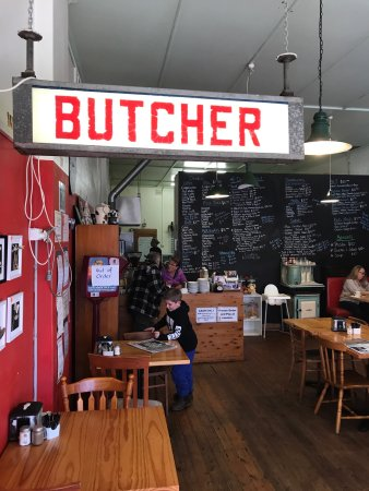 Butchers Shop Cafe - Bundaberg Accommodation