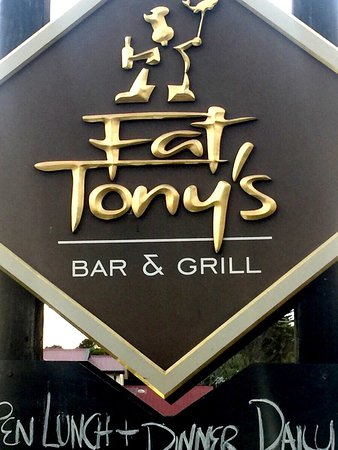 Fat Tony's Bar  Grill - Bundaberg Accommodation