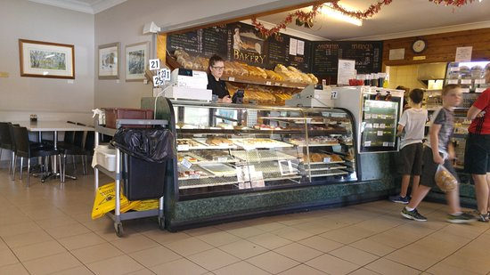 Holbrook Bakery - Bundaberg Accommodation