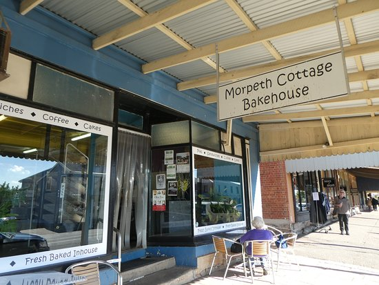 Morpeth Cottage Bakehouse - Bundaberg Accommodation