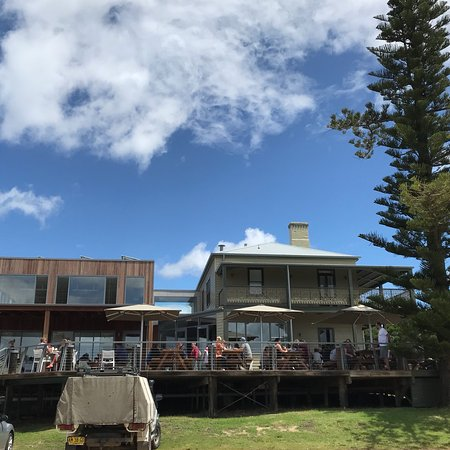 Tathra Hotel Bistro - Bundaberg Accommodation