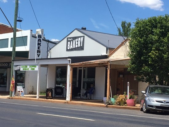 Chad's Bakery Cafe - Bundaberg Accommodation