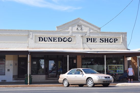 Dunedoo Pie Shop - Bundaberg Accommodation