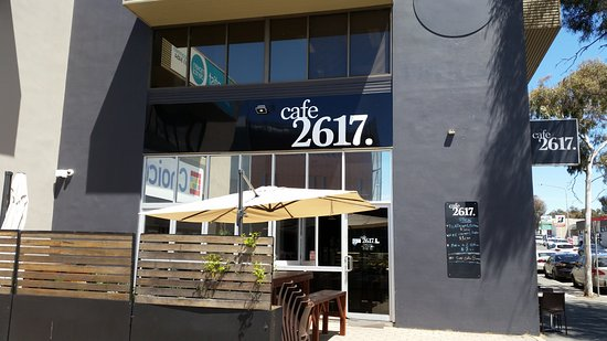 Cafe 2617 - Bundaberg Accommodation