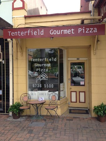 Tenterfield Gourmet Pizza - Bundaberg Accommodation