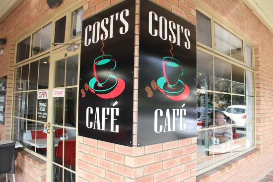 Cosis Cafe - Bundaberg Accommodation